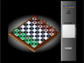 Flash Chess 3D hrať on-line
