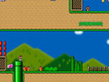 Super Mario World Flash hrať on-line