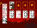 Ronin Solitaire hrať on-line